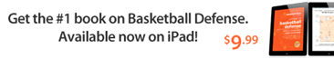 Advanced Basketball Defense Availale on iPad