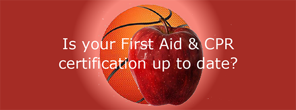 Current First Aid Certification