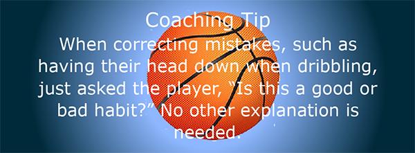 Coaching Tip Habits